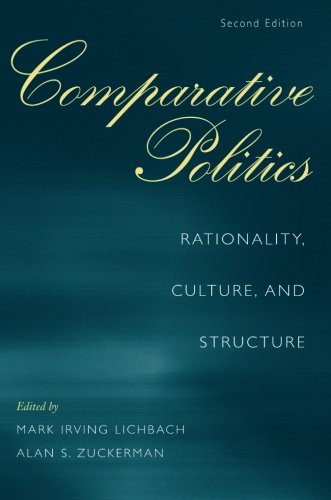 Read Comparative Politics: Rationality, Culture, and Structure, 2nd Edition (Cambridge Studies in Compara<br />[R.A.R]