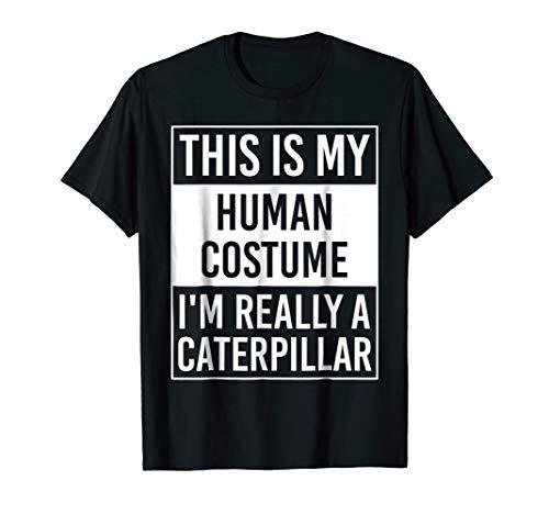 I'm Really Caterpillar Funny Christmas Gift T Shirt