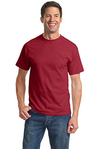 Port & Company Men's Essential T Shirt XL Rich - The Rich Shop