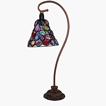 Wddwarmhome Lámpara de mesa de la lámpara de tabla lámpara ...