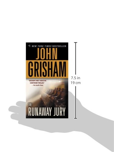 runaway jury ethics paper Jury research paper the us constitution grants citizens the right to trial by a jury of your peers in other words, it grants citizens the right to be.