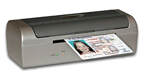 Duplex Driver License Scanner and Reader (w/ Scan-ID) by BizCardReader