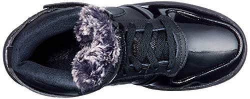 Fitness Prem black Nike Wmns Mid Da Ebernon 001 black Scarpe Nero Donna nna6gW