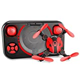 Foldable Mini Drone for Kids and Beginners,Pocket RC Nano Quadcopter with Altitude Hold,Headless Mode,3D Flips and High Speed Spin,Fun Gift