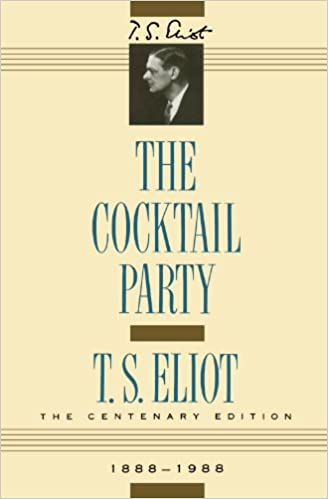 e928d667dc2 Amazon.com  The Cocktail Party (9780156182898)  T. S. Eliot  Books