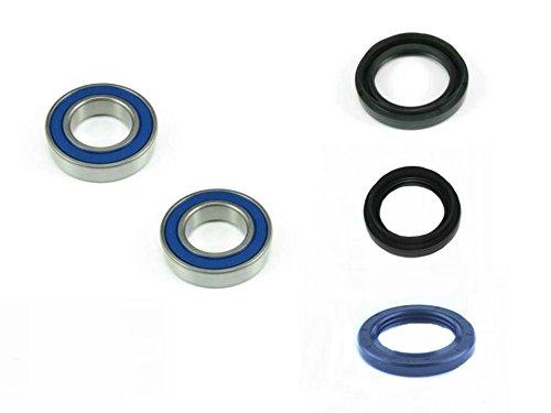 Front Wheel Bearing Seal Kit Yamaha 1998 99 00 01 YFM600 YFM 600 Grizzly CRU Products