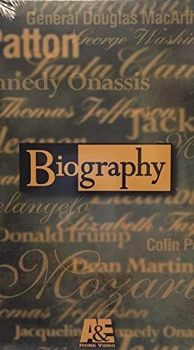Biography - Johnny Cash, Man in Black [VHS]