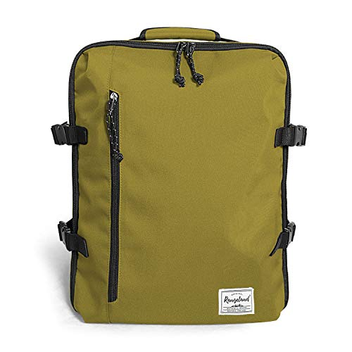 3a289c06d65 Rangeland Travel Backpack New 2018 21L Carry-on Daypack Fits 15-inch Laptop  Notebook