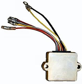 amazon com rectifier regulator mercury mariner outboard 12 volt Mercury Outboard Engine Diagram  Mercury 500 Outboard Wiring Diagram Mercury Outboard Controls Diagram Mercury Wiring Harness Diagram