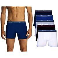 Kit Com 10 Cuecas Boxer Lupo Adulto Algodão Box Masculina 523