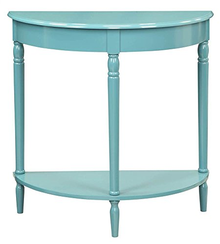 Convenience Concepts French Country Entryway Table, Blue