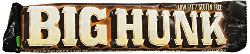 - Big Hunk Bars, 2-Ounce Bars (Pack of 24)