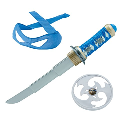 Teenage Mutant Ninja Turtles Movie 2 Out Of The Shadows Leonardo Conceal And Reveal Sword Roleplay Weapon for $<!--$44.99-->