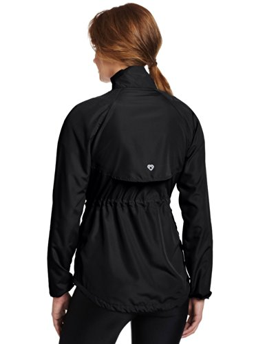 Colosseum Women Breeze Breaker Warm up Jacket (Large, Black) by Colosseum (Image #1)