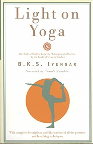 Amazon.com: Light on Yoga: Yoga Dipika By B. K. S. Iyengar ...