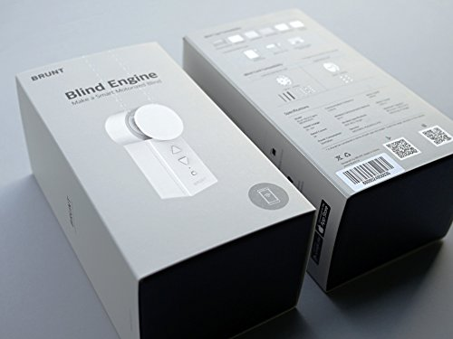 Blind Engine - Smart Motorized Blind, Make Your Existing Blind to Smart,  Automated, Motorized Blind, Connected Home, Home Automation, Works with