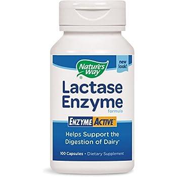 Amazon.com: Natural Factors – Lactasa Enzima, apoya la ...