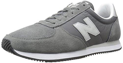 New Balance Unisex Baby U220 Sneaker Grau (Grey)