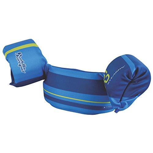 Stearns Puddle Jumper Ultra Chaleco Salvavidas para Niños, Rayas Azules, Azul