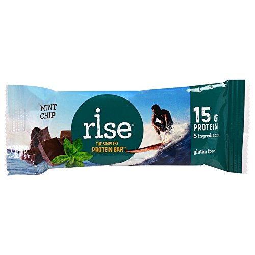 PROTEIN BAR, MINT CHIP , Pack of 12