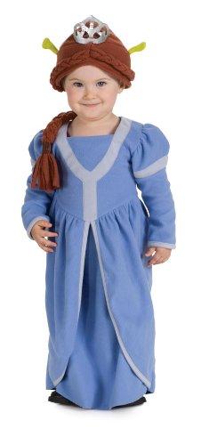Shrek Fancy Dress Costume (Princess Fiona - Newborn)
