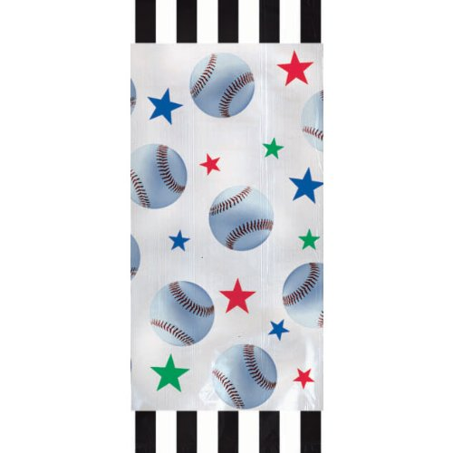 Baseball Large Party Bags 20ct, Health Care Stuffs