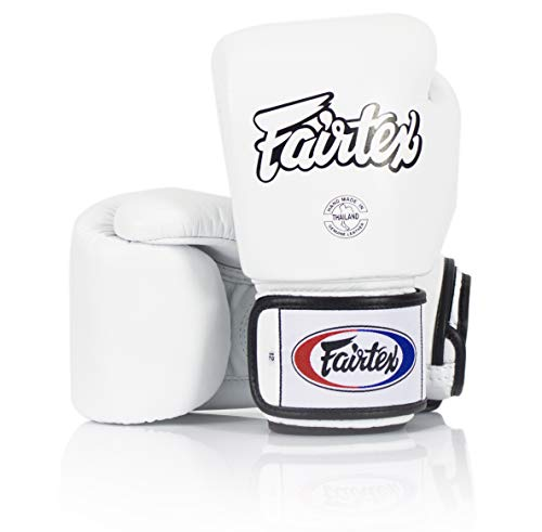 Fairtex Muay Thai Boxing Gloves BGV1 Color: Black Blue Red