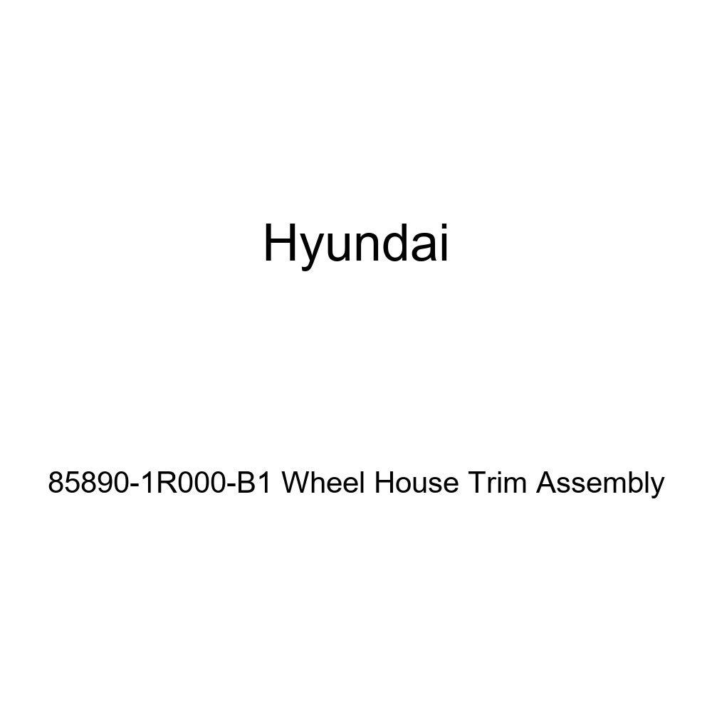 Genuine Hyundai 85890-1R000-B1 Wheel House Trim Assembly