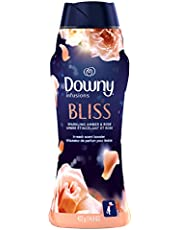 Downy Infusions In-Wash Scent Booster Beads, Amber Blossom, 14.8 Ounce, packaging may vary