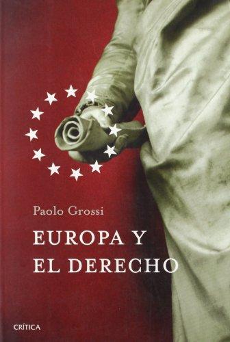 Descargar Libro Europa Y El Derecho Paolo Grossi