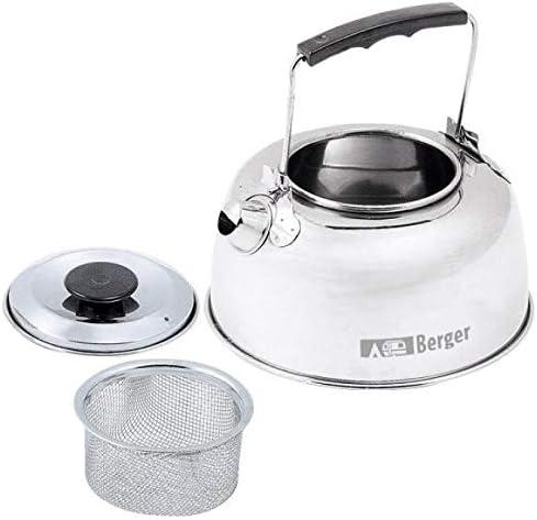 Berger Wasserkessel mit Teesieb