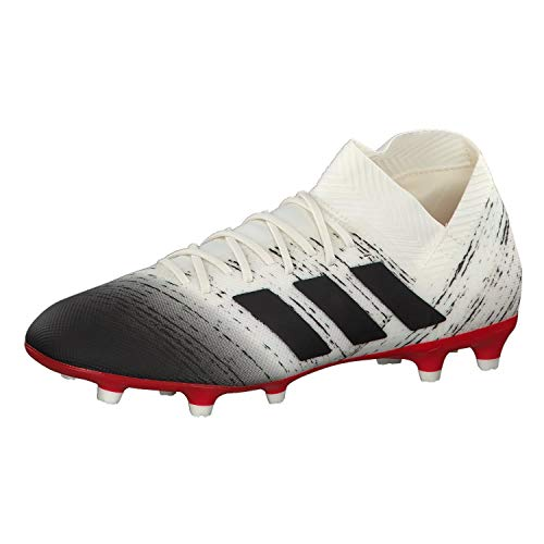 44 18 White Red 3 3 Off Bianco Calcio 2 Fg Uomo Black core Eu Scarpe Adidas active Da Nemeziz SqwBxq5Z