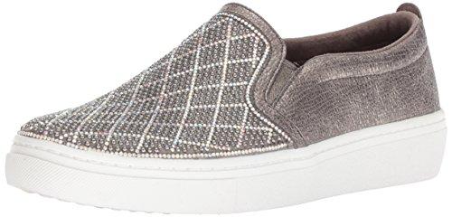 Skecher Street Women's Goldie-Diamond Darling Sneaker,pewter,6 M US