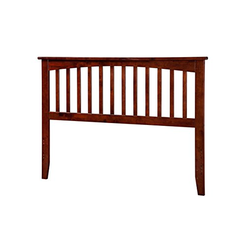 Mission Walnut Queen-sized (Mission Style Twin Footboard)