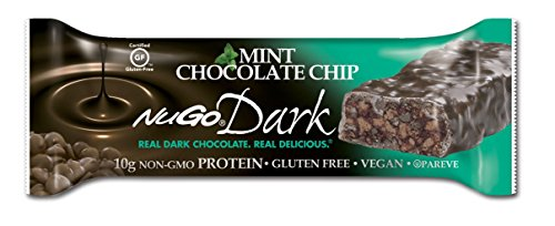 NuGo Dark Mint Chocolate Chip,...