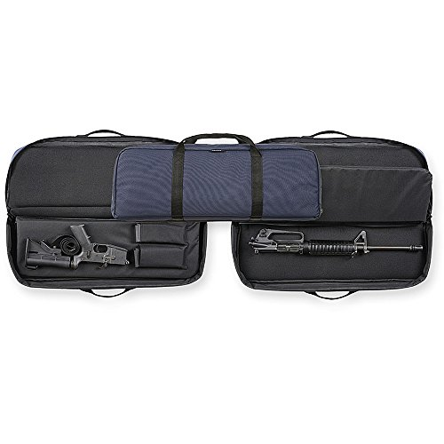 "Bulldog Cases ""Ultra Compact"" AR-15 Discreet Carry Case in Navy (29-inch)"