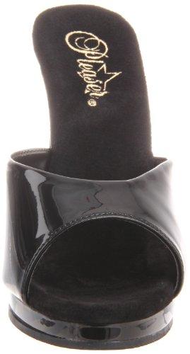 Donna Aperti FABULICIOUS Black FLA401 Sandali Nero 2 M B UYS1Un