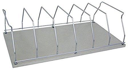 Desktop Sorter & Binder Storage, 6 Slot
