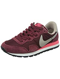 Nike Air Pegasus '83 (Team Red/Hyper Punch/Sail/Medium Orewood Brown) Women's Shoes (Team Red/Hyper Punch/Sail/Medium Orew...)