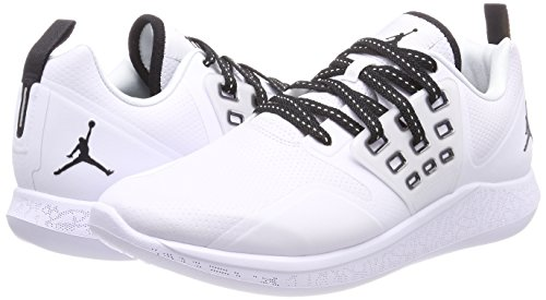 Aa4302 Noir Turnschuhe Grind Baskets Hommes Running Jordan Nike blanc Blanc 110 Air ZaqvYY