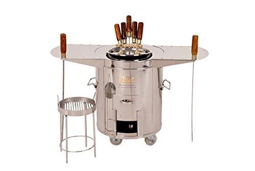 Tandoor-Home Tandoor Oven-SS1 Ultima-Medium Home Tandoor -