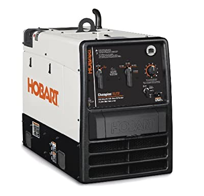 Hobart Champion Elite AC Generator and AC Stick Welder