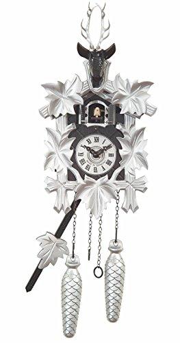 Deer Heads Cuckoo Clock - 3