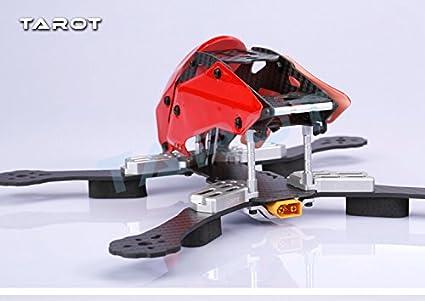 Tarot TL280C 280mm Robocat cabon Fiber Quadcopter Frame with Hood Cover for  FPV RC Drone DIY Quadcopter