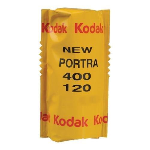 Kodak Portra 400 Professional ISO 400, 120mm, Color Negative Film (1 Roll)