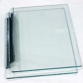 Puertas de cristal para caseta de perro (2), número de pieza: 596021, vapor de perro caliente,: Amazon.es: Industria, empresas y ciencia