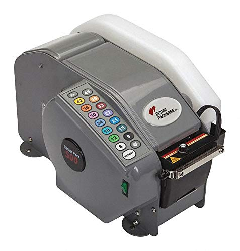 Electric Gummed Tape Dispenser, 3in. Tape ()