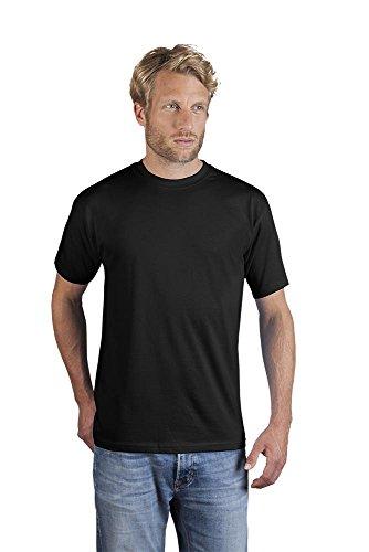 Herren Premium T-Shirt, XXXL, Schwarz, Schwarz, XXXL