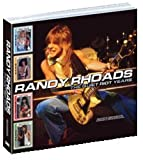 RANDY RHOADS The Quiet Riot Years Book and 90 minute Documentary 2nd Edition softcover