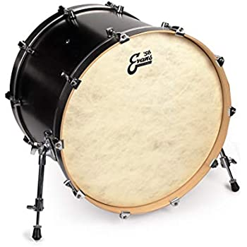 evans eq4 calftone bass drum head 20 musical instruments. Black Bedroom Furniture Sets. Home Design Ideas